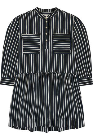 Molo Stripe print shirt dress - Girl - 3-4 Years - - Casual dresses