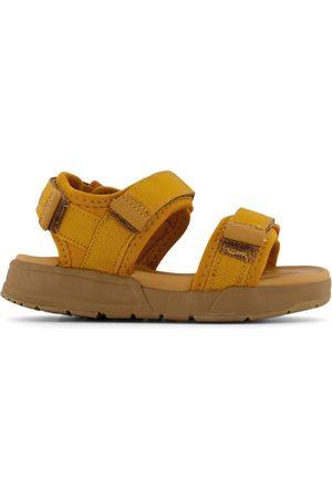 Kuling Mustard Mollösund Sandals - Unisex - 25 EU - - Strappy sandals