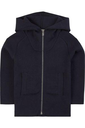Jacadi Sale - Navy Full Zip Hoodie - Boy - 3 years - Navy - Hoodies