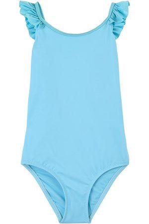 Lison Paris Bora Bora Frill Swimsuit - Girl - 4 Years - - Swim suits