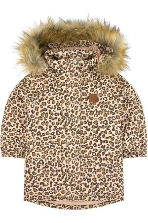 Kuling Sale - Canazei Parka Leopard - Unisex - 104 cm - - Winter coats