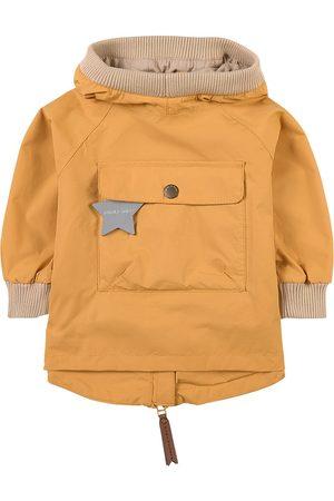 Mini A Ture Kids - Waxed Honey Vito Anorak - 86 cm (1-1,5 Years) - - Shell jackets