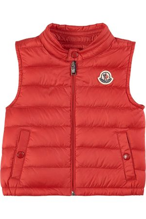 Moncler Kids - NEW_AMAURY GILET - Unisex - 9-12 months - - Padded and puffer jackets