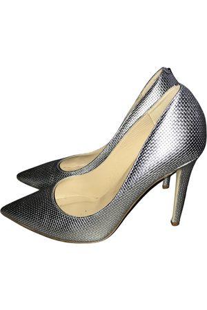 Diane von Furstenberg \N Leather Heels for Women