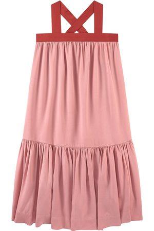 Molo Girls Maxi Dresses - Rose Quartz Calipsa Maxi Dress - Girl - 7-8 Years - - Party dresses