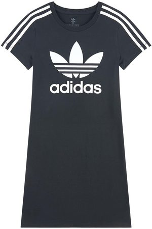 adidas Kids Sale - Logo sweatshirt dress - Treefoil - Girl - 8-9 years (134 cm) - - Casual dresses