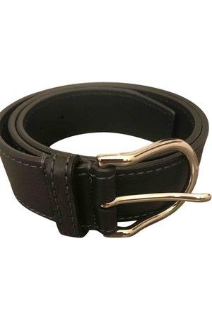 Ermenegildo Zegna Men Belts - \N Leather Belt for Men