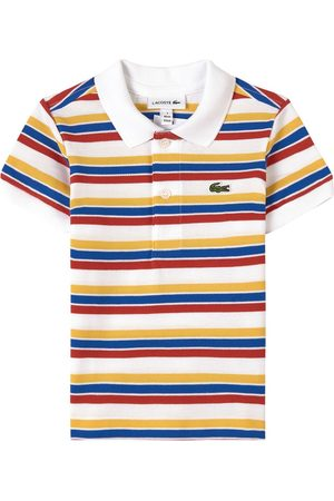 Lacoste Kids - Multi Stripe Polo Shirt - Boy - 1 year - - Polos