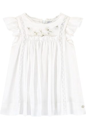 Tartine Et Chocolat Voile and pearl dress - Unisex - 6 Months - - Casual dresses