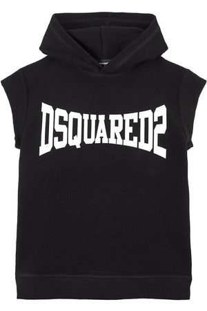 Dsquared2 Kids Sale - Logo Sweat Dress - Girl - 8 years - - Casual dresses