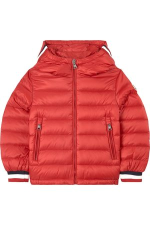 Moncler Kids - Giroux Giubbotto Padded Jacket - Boy - 4 years - - Padded and puffer jackets