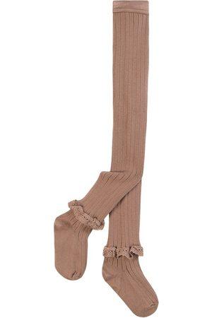Collegien Girls Stockings - Kids - Praline De Lyon Chloé Tights - Girl - 2 Years - - Tights