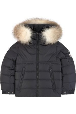 Moncler Kids - New Byron winter jacket with feather and down padding - Boy - 6 Years - - Padded and puffer jackets