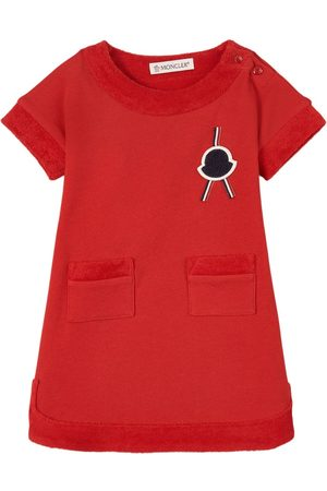 Moncler Kids - Abito Dress - Girl - 6-9 months - - Casual dresses