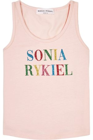 Sonia by Sonia Rykiel Girls T-shirts - Kids - FENTY T-SHIRT - Girl - 4 years - - T-shirts
