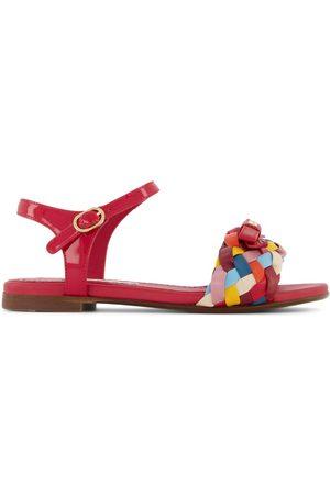 Dolce & Gabbana Girls Sandals - Kids - SANDALS - Girl - 29 (UK 10.5) - - Strappy sandals