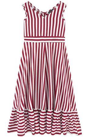 MONNALISA ABITO LUNGO JADE Riga di - Girl - 6 years - - Casual dresses
