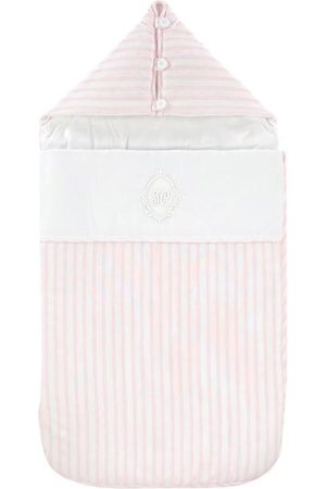 Tartine Et Chocolat Striped Sleeping Bag - Girl - One Size - - Snowsuits and bunting