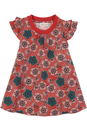 Moncler Kids - Floral Dress - Girl - 4 years - - Casual dresses