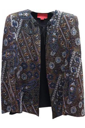 Emanuel Ungaro \N Cotton Jacket for Women