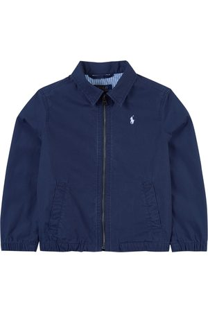 Ralph Lauren Kids Sale - Newport Navy Bayport Stretch Chino Jacket - Boy - 4 years - Navy - Spring and fall jackets
