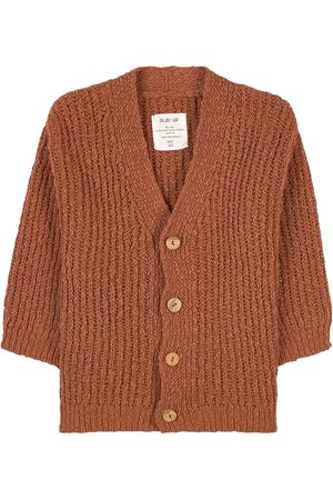 PLAY UP Anise Knitted Cardigan - Boy - 12 Months - - Cardigans