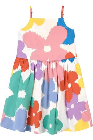 Stella McCartney Kids - Multi Flowers Dress - Girl - 4 years - - Casual dresses