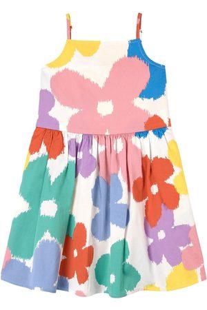Stella McCartney Kids - Multi Flowers Dress - Girl - 4 years - - Casual dresses