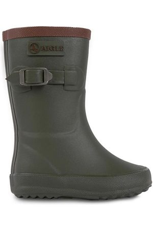Aigle Kids - Khaki rain boots - Perdrix - Unisex - 19 EU - - Wellingtons