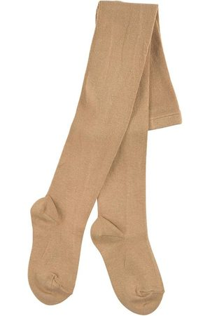CONDOR Camel knit Baby tights - Unisex - 0-3 months - - Tights