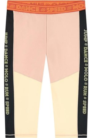 Molo Lycra sports leggings - Girl - 5-6 Years - - Leggings