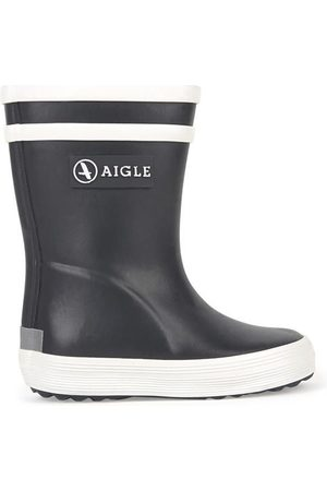 Aigle Rain Boots - Kids - Navy rain boots - Baby Flac - Unisex - 19 EU - - Crib trainers