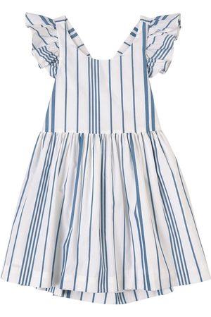 Jacadi Girls Casual Dresses - And Stripe Dress - Girl - 3 years - - Casual dresses