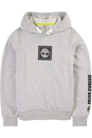 Timberland Boys Hoodies - Kids Sale - Melange Logo Hoodie - Boy - 6 years - Grey - Hoodies