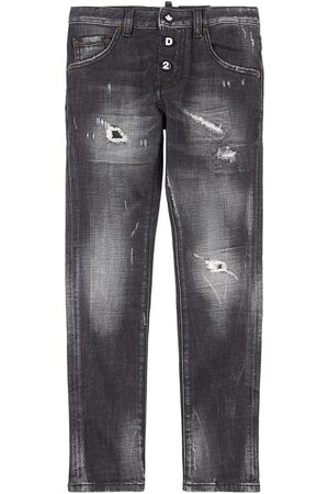 Dsquared2 Kids Sale - Cool Jeans - Boy - 8 years - - Trousers