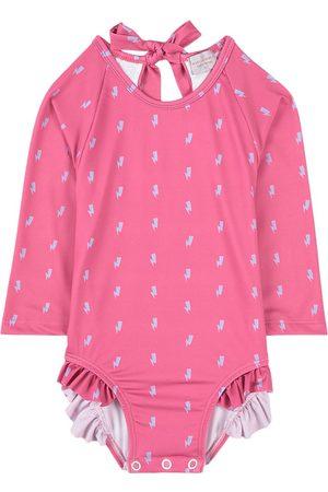 Maria Bianca Kids - Lightning Swimsuit - Girl - 1 year - - Swim suits