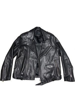 IRO \N Leather Jacket for Men