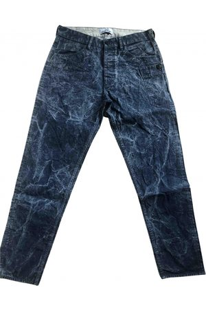 Stone Island \N Cotton Jeans for Men