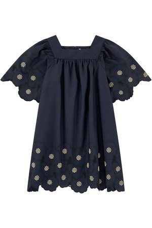 Tartine Et Chocolat Girls Casual Dresses - Embroidered dress - Unisex - 3 Years - - Casual dresses