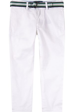 Ralph Lauren Kids - Polo Chinos - Boy - 18 years - - Chinos