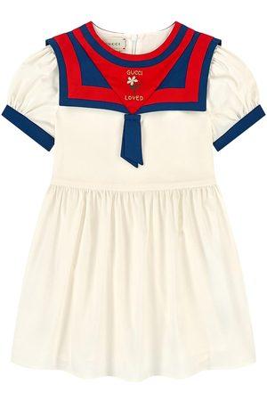 Gucci Girls Casual Dresses - Kids - Mini Me poplin dress - Girl - 4 years - - Casual dresses