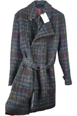 Stella Jean \N Wool Coat for Men
