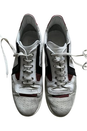 Dior B01 Leather Trainers for Men