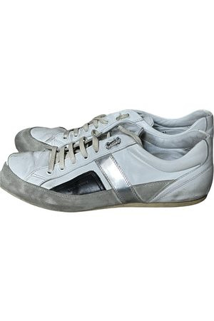 Dior VINTAGE B18 Leather Trainers for Men