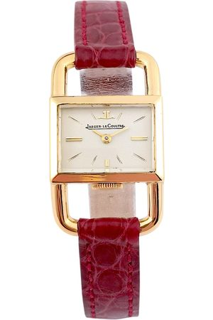 Jaeger-LeCoultre Etrier Yellow Watch for Women
