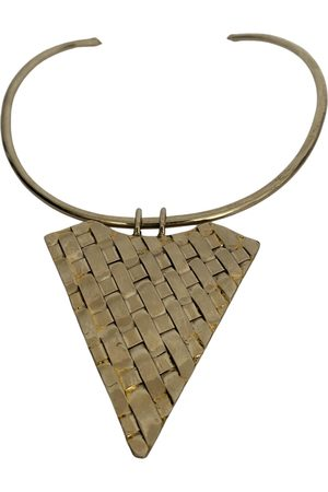 ANNDRA NEEN \N Metal Necklace for Women