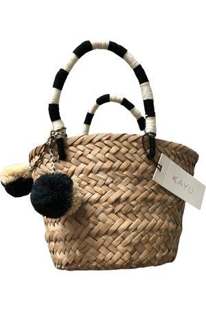 KAYU Women Purses - \N Wicker Handbag for Women