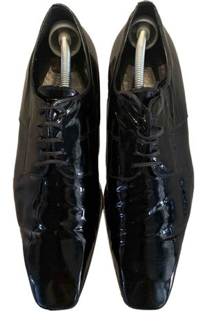 Dior Men Shoes - \N Patent leather Lace ups for Men