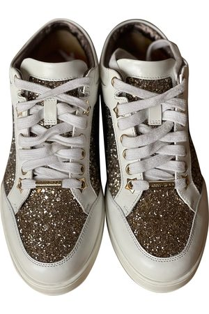 Jimmy Choo Diamond Leather Trainers for Women