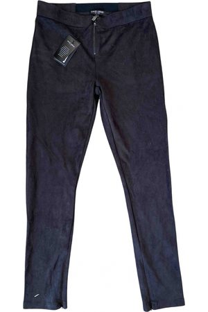 DAVID LERNER \N Suede Trousers for Women